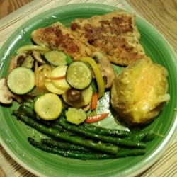 Swai fish recipes breaded zucchini