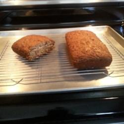 Abby's Super Zucchini Loaf