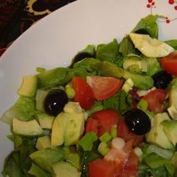Tequila Lime Salad Recipe - This wonderful lettuce salad has a kick. Serve with chicken on top for an entree, or use it as a great side one its own.