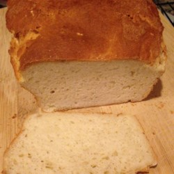Wonderful Gluten Free White Bread