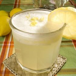 Icy Blender Lemonade