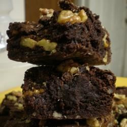 Walnut Chocolate Brownies