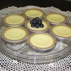 Mini Grand Marnier Cheesecake