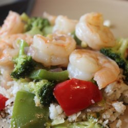 Spence's Secret Thai Red Shrimp Curry
