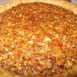 Unbeatable Pecan Pie Recipe - The maple syrup gives this pecan pie a distinctive flavor.