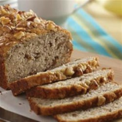 Banana Walnut Bread Recipe - Serve for breakfast or a quick snack.
