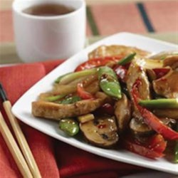 Stir-Fry Chicken and Vegetable Delight Recipe - A great chicken and vegetable combination.