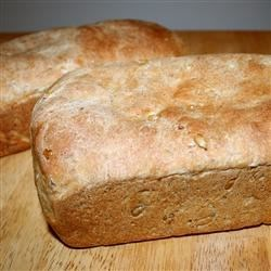 Flax and Sunflower Seed Bread Recipe - This is a great bread for seed lovers, one of the tastiest I've tried.