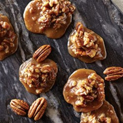 Southern Pecan Pralines Recipe - These traditional Southern candies make sweet tea-time treats or a welcome gourmet gift.