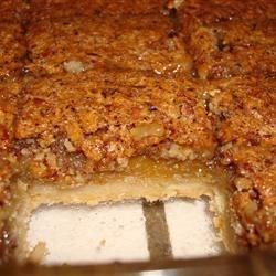 Pecan Pie Bars I
