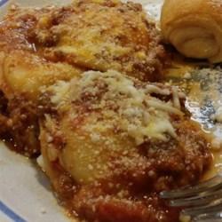 Lazy Lasagna II