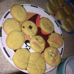 Amazing Sugar Cookies