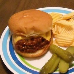 Dallas-Style Sloppy Joes Recipe - A zesty sauce, fresh onion, and bell pepper make this easy-to-make sandwich a Dallas-area favorite.