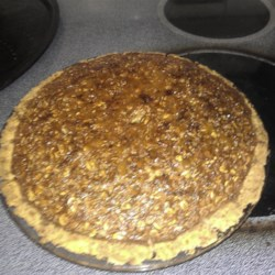 Hillbilly Pie Recipe - This looks and tastes just like pecan pie, but it's made with oatmeal. My mom by marriage gave this recipe to me over 40 years ago. There's not a family get together without someone bringing one for our family dinners.