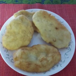 Navaho Indian Fry Bread Recipe - Navaho fry bread is quick and easy to prepare and uses ingredients you likely have on hand; serve as main dish bread or dessert topped with honey.