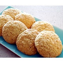 Coconut Oatmeal Cookies I Recipe - I know this recipe sounds different but it was a favorite growing up.  They were always one of this first kinds gone when we went to visit grandma.