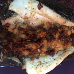 Brian's Easy Stuffed Flounder