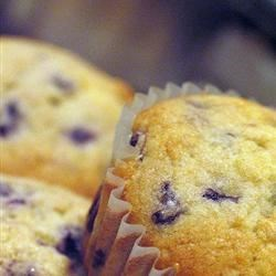 Blueberry Muffins I