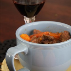 Kyle's Favorite Beef Stew Recipe - This recipe for the slow cooker results in a delicious and hearty beef stew.