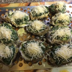 Oysters Rockefeller from USA Weekend Recipe - This easy recipe offers a wealth of nutritional goodies, so give it a try.