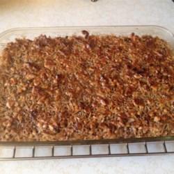 Oatmeal Cake III