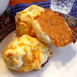 E-Z Drop Biscuits (with Cheese)