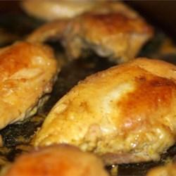 Honey Baked Chicken II