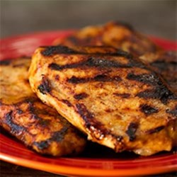 Grilled Chipotle and Cola BBQ Chicken Recipe - Put a smoky kick in your BBQ Chicken with TABASCO(R) Chipotle Sauce.