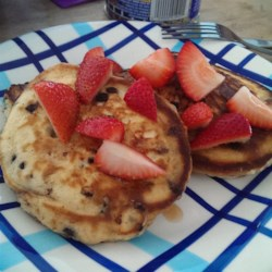 Easy Pancakes Recipe and Video - These quick and easy pancakes are perfect for sleepy mornings.