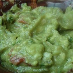 Best guacamole ever!