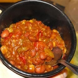 Vegetarian Chili Recipe - They'll never know it's vegetarian!