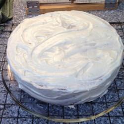 Sour Cream Poppy Seed Cake