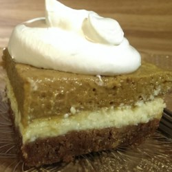 Pumpkin Cream Cheese Dessert