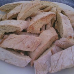 Italian Biscotti Recipe - A traditional biscotti recipe. Great for dunking in coffee or tea.
