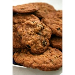 Oatmeal Raisin Cookies VI Recipe - This is a really moist, delicious cookie that's also quite healthy.