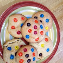 Healthier Easy Sugar Cookies