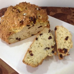 Aunt Kathy's Irish Soda Bread Recipe - Try this old family recipe from Ireland's County Cork next time you want a loaf of soda bread.