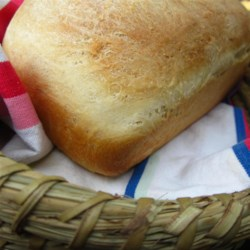 Blender White Bread Recipe - This is a blender-style bread recipe that is easy to use, and the bread bakes beautifully.