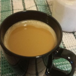 Homemade Coffee Creamer (Pumpkin Spice) Recipe - Brighten up your morning coffee with your own delicious homemade pumpkin spice coffee creamer.