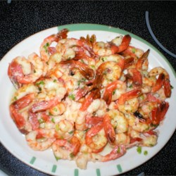 Broiled Shrimp Scampi Recipe - Here's a recipe that I have made several times for our family. Set your broiler and watch the shrimp closely. The shrimp is done when it turns pink. Do not overcook! Serve with baked potato and salad.