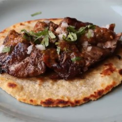 Crispy Pork Carnitas Recipe - Enjoy Chef John's recipe for crispy pork carnitas in a taco for one of the world's best meals.