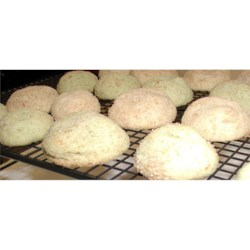 Butter Balls I Recipe - Get rich, butter-flavored cookies with this easy six-ingredient recipe.