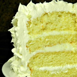 Happy Birthday Cake Recipe - This is one of my mother's cake recipes for a birthday.  I love this recipe and it tastes great.