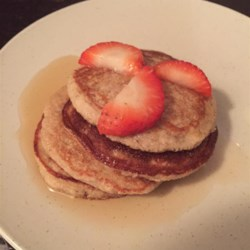 Paleo Coconut Flour Pancakes Recipe - This recipe for paleo coconut flour pancakes is sure to become a breakfast favorite.