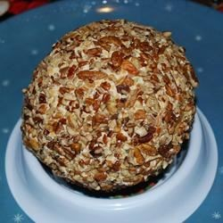 Hot Pepper Cheese Ball Recipe - This recipe became a favorite of mine about 2 years ago. I make it for every party I have and every party I go to. Serve with your favorite crackers.