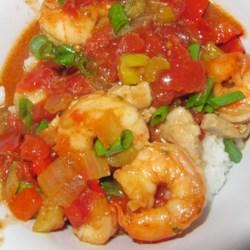 Chef John's Shrimp Etouffee