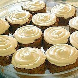 Miniature Carrot Cakes
