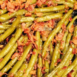 Sweet and Tangy Green Beans