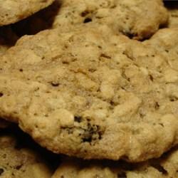 Oatmeal Raisin Cookies I