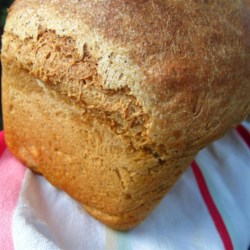 Buttermilk Whole Wheat Bread Recipe - This homemade buttermilk and whole wheat bread will soon be your go-to bread for breakfast, lunch, or dinner.